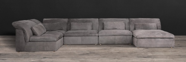 Timothy Oulton Pillow sectional