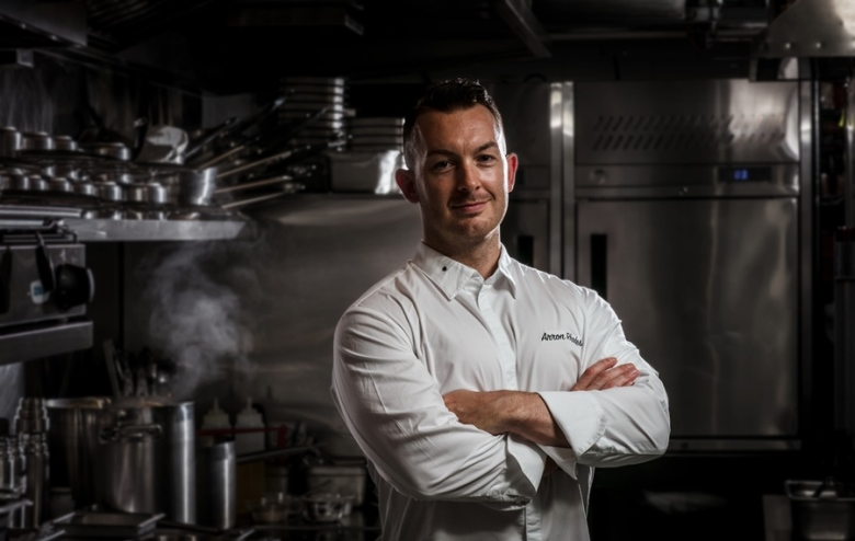 Gough's on Gough Head Chef - Arron Rhodes