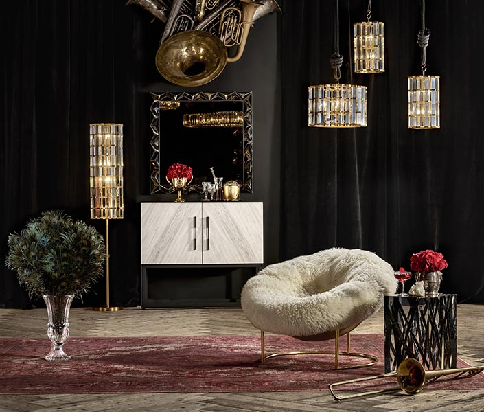 Art Deco Chairs Bring a Touch of Glamour | Timothy Oulton
