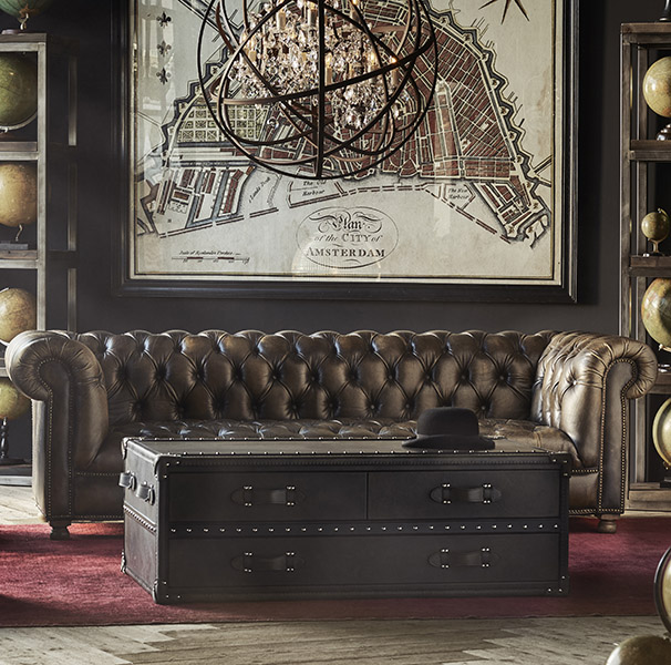 Ways to Make A Chesterfield Sofa Fit Any Home | Timothy Oulton