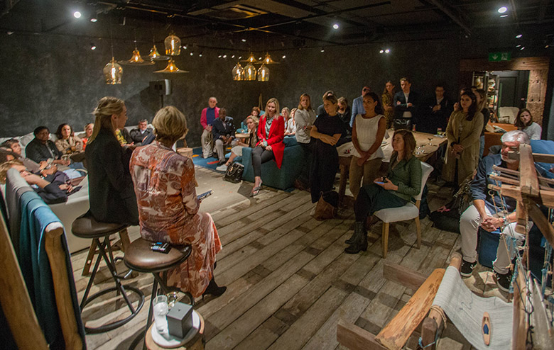 County & Town House event at Bluebird | Timothy Oulton