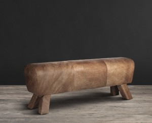 Gym Horse Bench - Modern Dining Chairs | Timothy Oulton