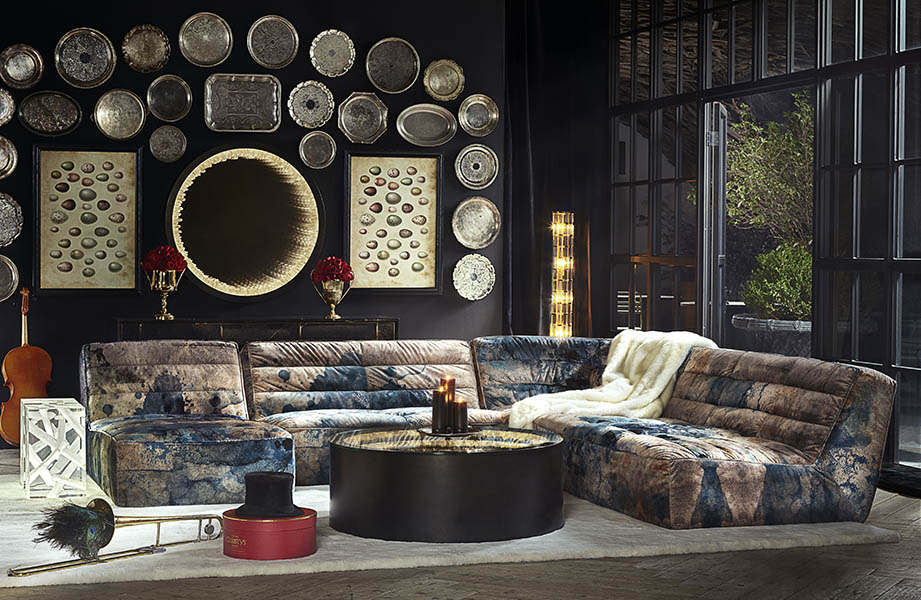 The Best Fabric Sofas for Lounge Lovers | Timothy Oulton