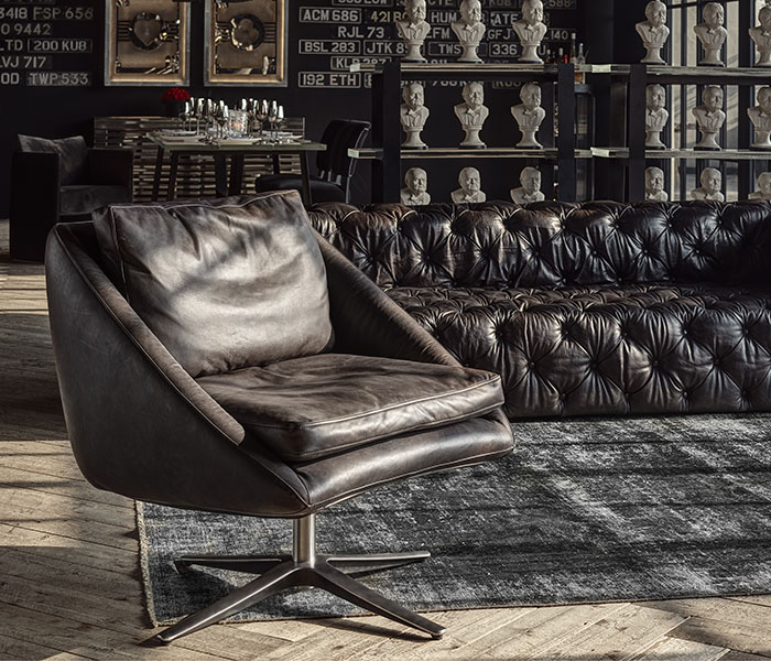 City Armchair - 2019 New Collection | Timothy Oulton