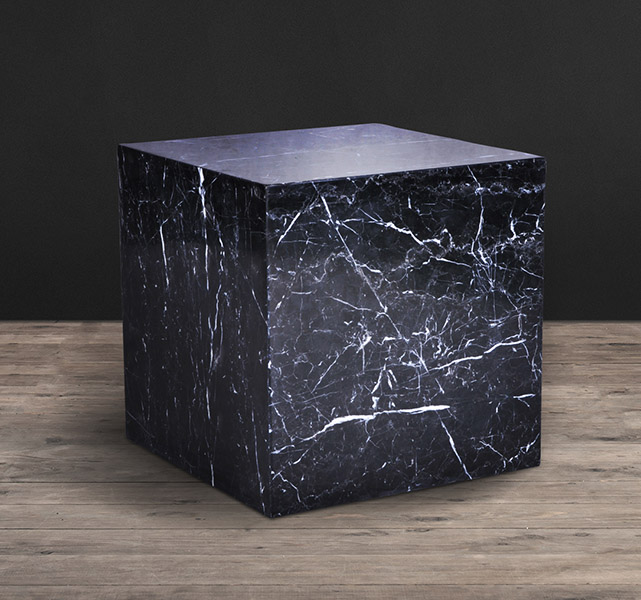 Marble Cube Side Table | Timothy Oulton