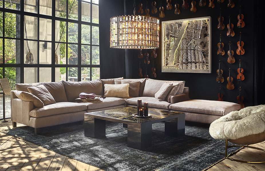The Modern Host - Comfortable living room | Timothy Oulton