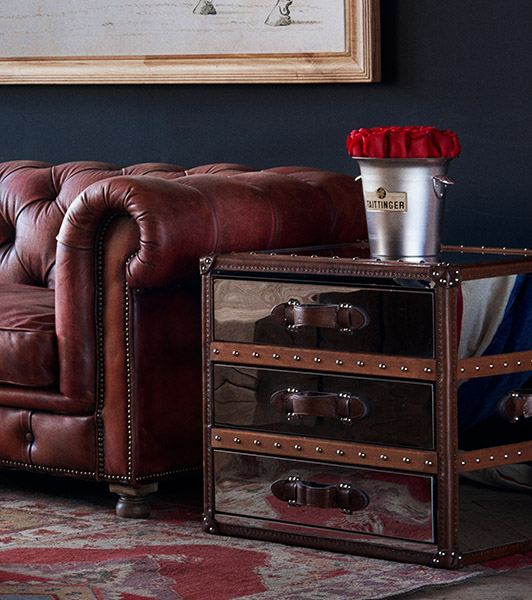 Stonyhurst Side Table | Timothy Oulton