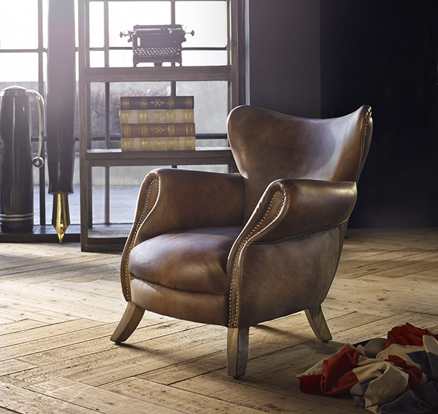 Scholar Chair - Lazy Chair | Timothy Oulton
