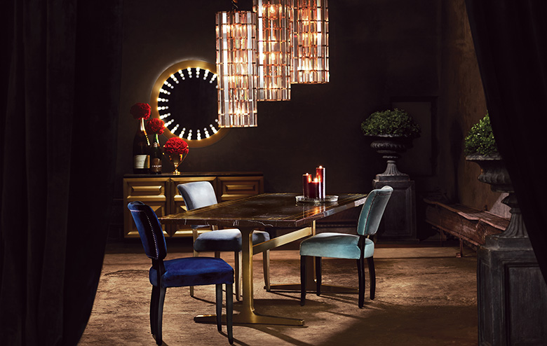 Modern Dining Table | Timothy Oulton