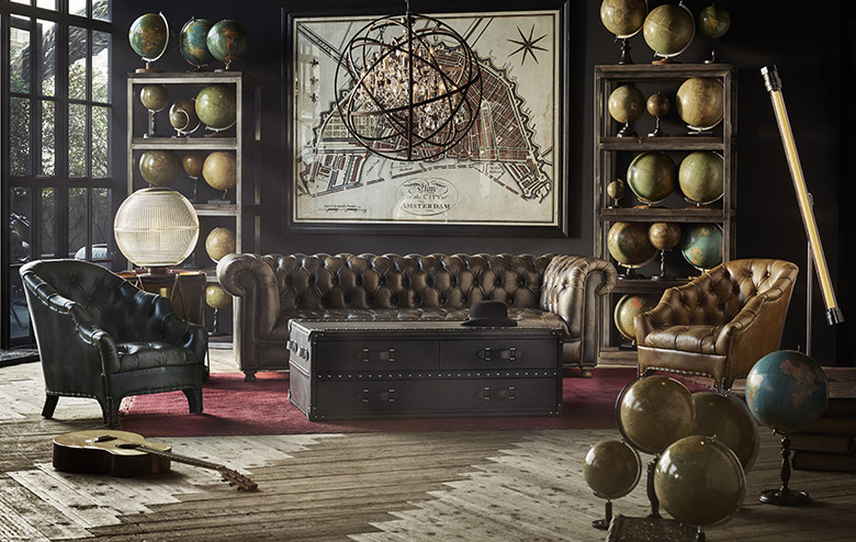 True British Furniture | Timothy Oulton