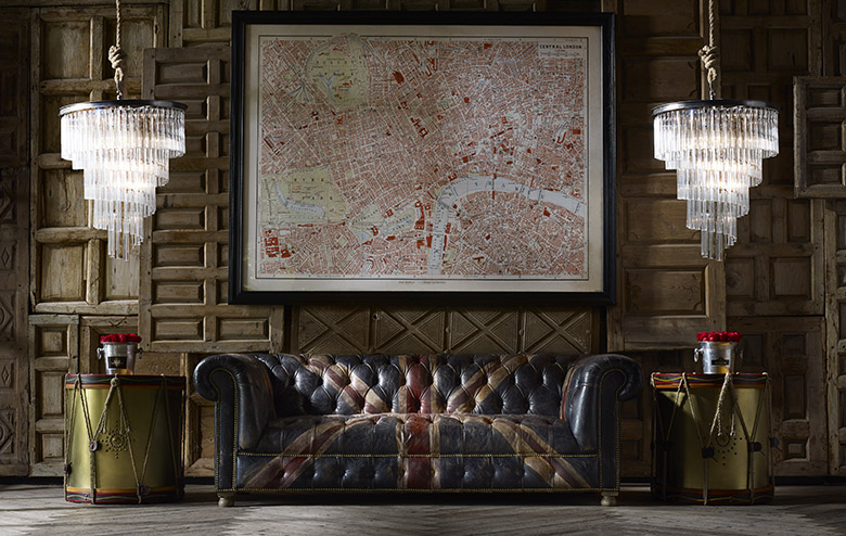 Go big or go home | Timothy Oulton collections