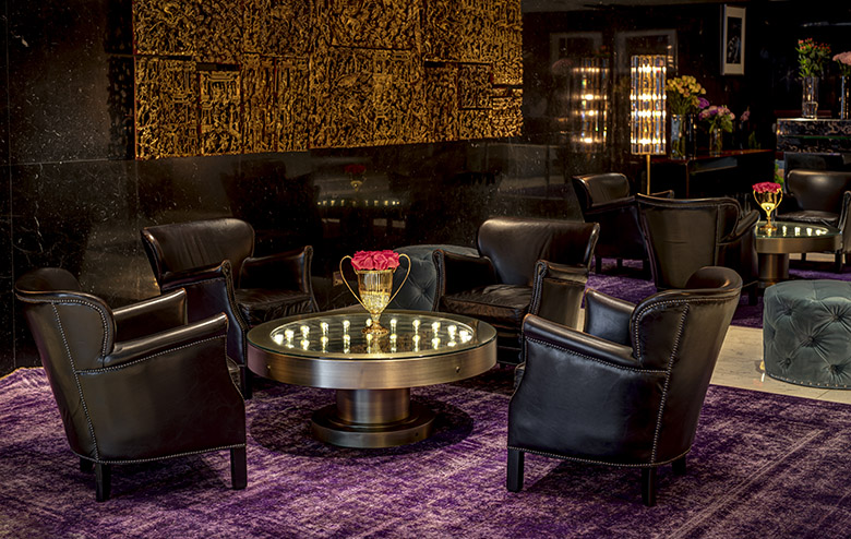 Timothy Oulton Hong Kong collaborates with Mandarin Oriental