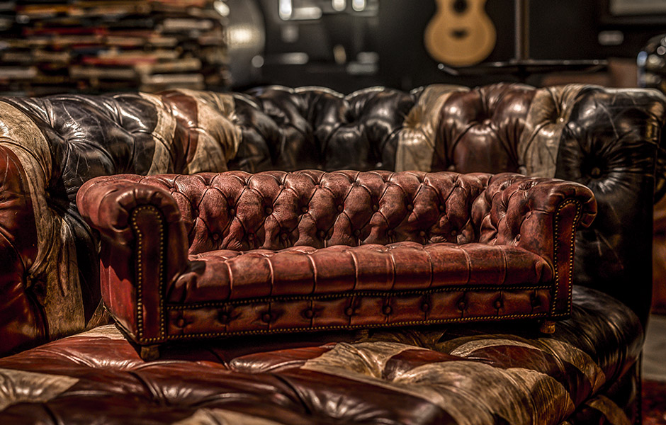 Chesterfield Redux Vol 2 - Tuft Love | Timothy Oulton Mini Westminster Sofa